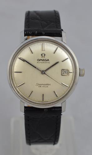 1966 Seamaster De Ville Automatic Wristwatch (1 of 1)