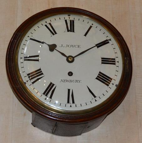 Joyce of Newbury Dial Clock (1 of 1)