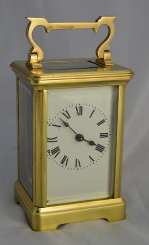 French Timepiece Carriage Clock (1 of 1)