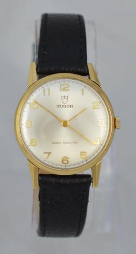 1972 Gents Tudor Wristwatch (1 of 1)
