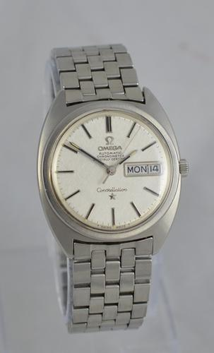 1970 Omega Constellation Chronometer Wristwatch (1 of 1)