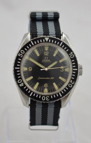1966 / 1967 Omega Seamaster 300 Wristwatch (1 of 1)