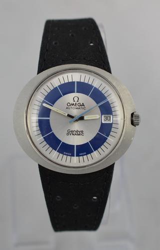 1969 Omega Geneve Dynamic Wristwatch (1 of 1)