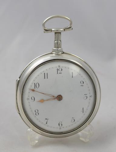 Stilgoe, Pair of Cased Pocket Watch 1825 (1 of 1)