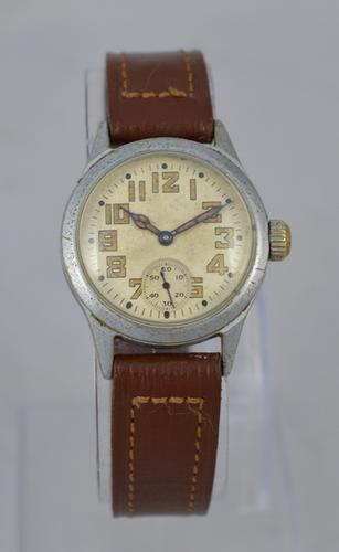 1944 Waltham 'Ord Dept Usa Of' Military Issue Wristwatch (1 of 1)