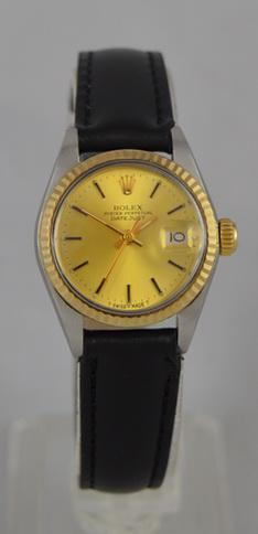 1983 Ladies Rolex Oyster Perpetual (1 of 1)