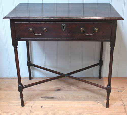 Cherrywood Side Table c.1800 (North America) (1 of 1)