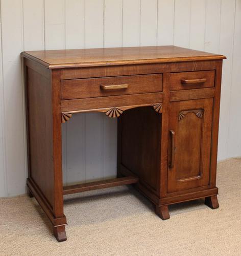 French Oak Desk c.1910 (1 of 1)