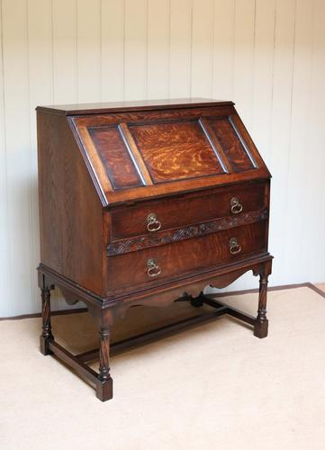 Oak Bureau c.1920 (1 of 1)