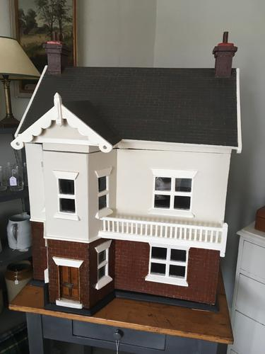 Dolls House C.1880 (1 of 10)