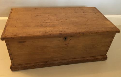 Blanket Box c.1840 (1 of 7)