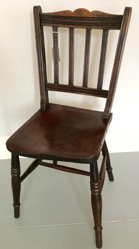 Kitchen Chair c.1880 (1 of 1)