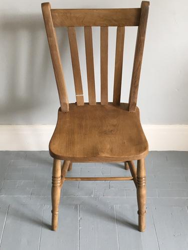 Kitchen Chair c.1910 (1 of 1)