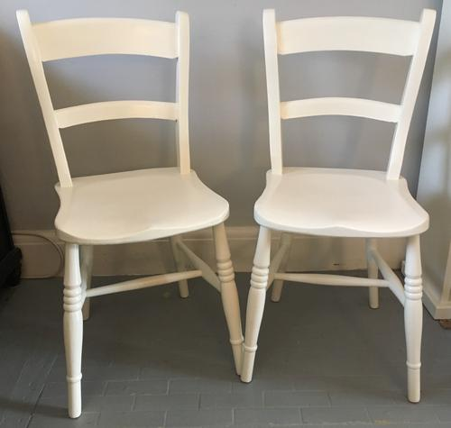 Painted Chairs c.1890 (1 of 1)