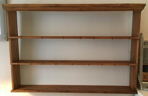 Pine Wall Rack (1 of 1)