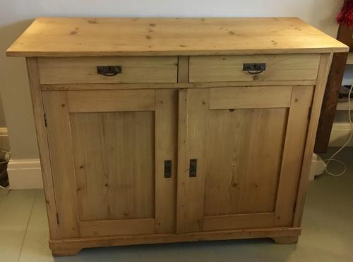 Dresser Base c.1880 (1 of 1)