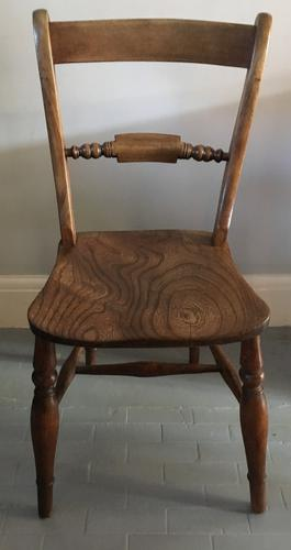 Rope Back Chair c.1870 (1 of 1)