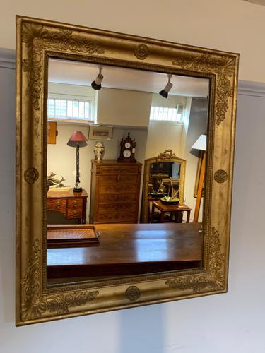 Antique Gilt Mirror c.1850 (1 of 5)
