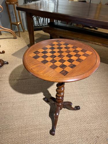 Victorian Chess Table (1 of 6)