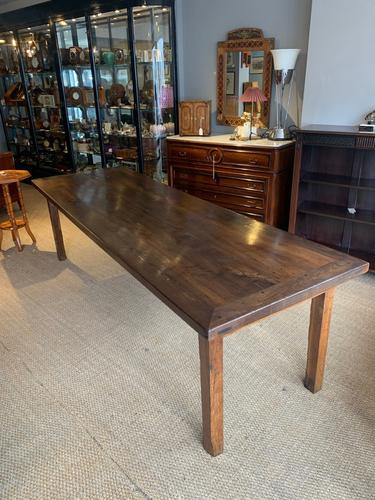 Farmhouse Table Chestnut c.1830 (1 of 10)