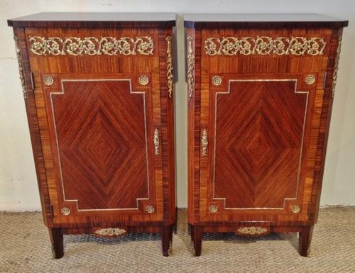 Art Deco Rosewood Side Cabinets (1 of 1)