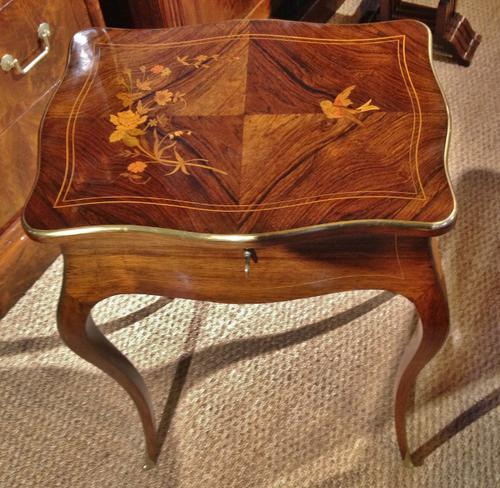 Sewing Table c 1900 (1 of 1)