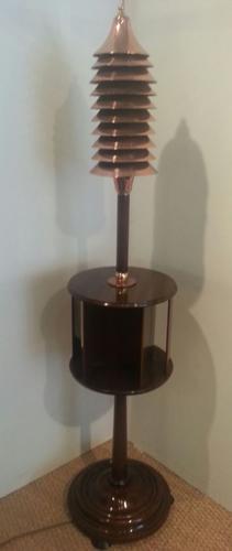 Art Deco Floor Standing Lamp (1 of 1)