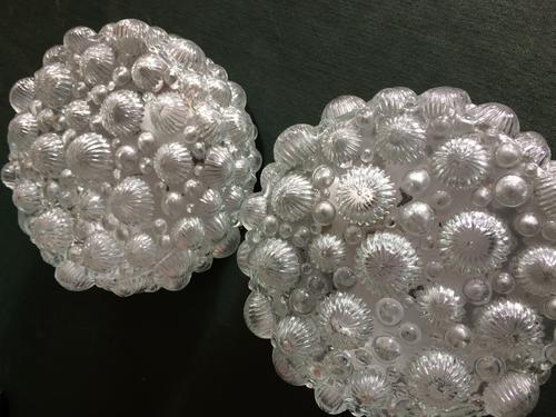 Pair of 1960's Wall or Ceiling lights (1 of 1)