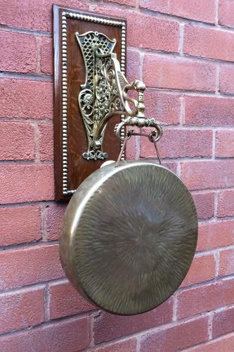 TONKS Wall Hanging Gong (1 of 1)