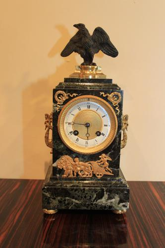 19th Century Mantel Clock (1 of 1)