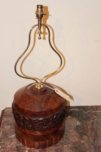 Art Deco Lamp (1 of 1)