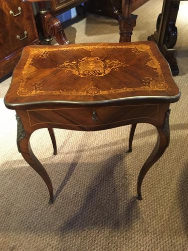 Napoleon III Ladies Dressing Table c.1870 (1 of 1)