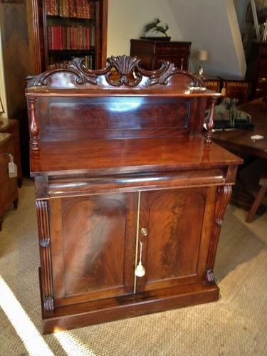 Antique Mahogany Chiffonier / Sideboard C.1840 (1 of 1)