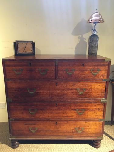 Military / Campaign Chest of Drawers (1 of 14)