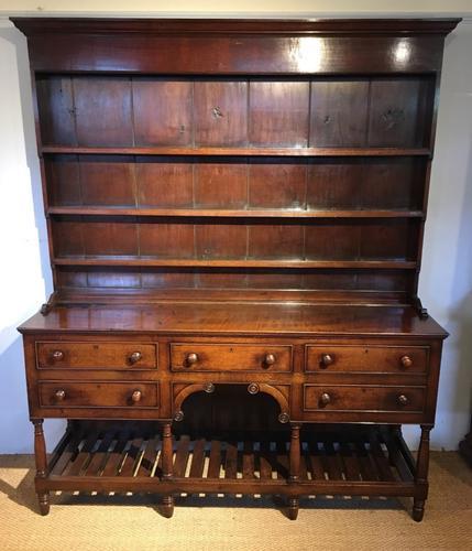 Antique Oak Dresser c.1810 (1 of 1)