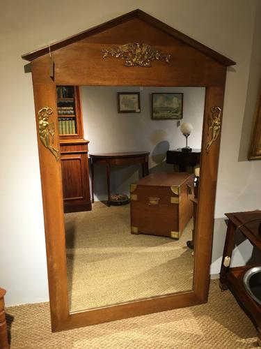 Empire Style Mirror c.1920 (1 of 1)