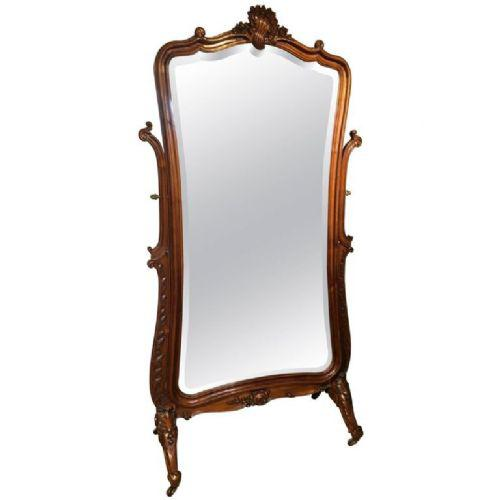 Cheval Mirror c.1880 (1 of 1)
