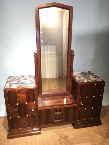 Art Deco Dressing Table (1 of 1)