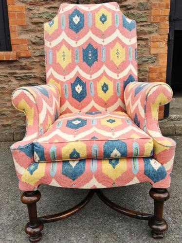 Wing Back Armchair c.1880 (1 of 1)