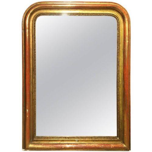Gilt Mirror c.1880 (1 of 1)