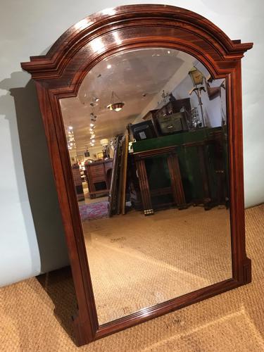 Antique Rosewood Mirror c.1880 (1 of 1)