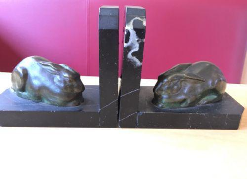 Art Deco Bookends (1 of 1)