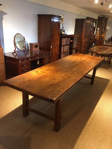 Farmhouse Table / Refectory Table / Monastery Table (1 of 1)