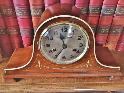 Mantle Clock c.1930 (1 of 1)