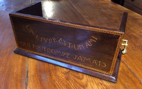Book Trough / Tray c.1920 (1 of 1)
