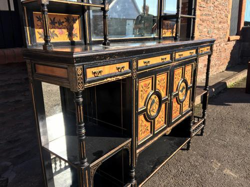 Ebonized Cabinet c.1915 (1 of 1)