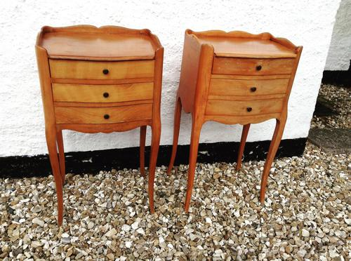 Pair of Bedside Cabinets (1 of 1)