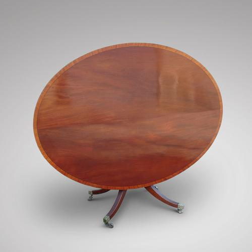 Oval Breakfast Table, c.1810-25 (1 of 1)