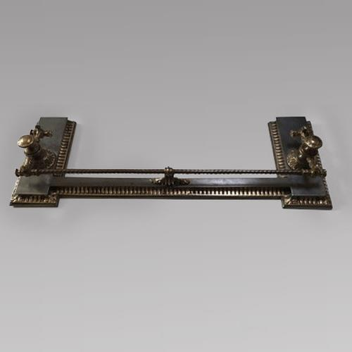 Quality Brass & Steel Fender C.1850 (1 of 1)