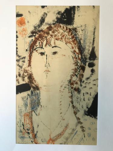 Amedeo Modigliani - Rosa Propina (1 of 1)